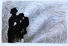 "Henry Moore ""80TH ANNIVERSARY PORTFOLIO"" Original Print S/N"