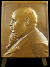 Médaille Alfred Mascuraud 1908 politique Sénateur Industriel du bijoux fantaisie