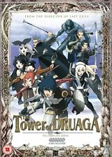 Tower Of Druaga Complete Series Collection DVD New & Sealed Region 2 ANIME MVM