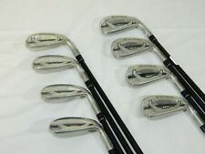 New Taylormade M1 Iron set 4-AW Irons - Kuro Kage Graphite Senior flex  M-1