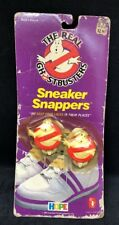 The Real Ghostbusters Movie Sneaker Snappers 1984 Columbia Pics Memorabilia