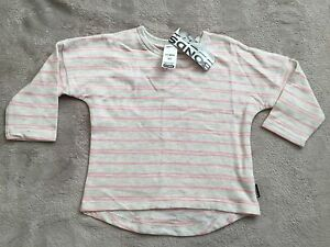 BONDS *BNWT* Pink Jersey Top Size 0. 10 Items = $5 Post