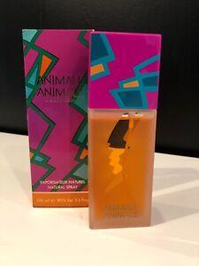Animale Animale For Women Perfume Eau De Parfum 3.4 oz ~ 100 ml Spray.
