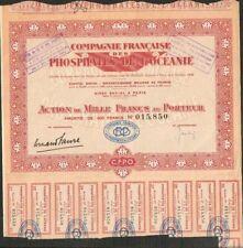 PHOSPHATE DE L'OCÉANIE (A)