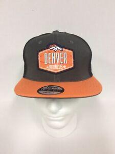 Denver Broncos  2021 NFL Draft On Stage  Hat Cap Snapback 🔥🔥New Era🔥🔥