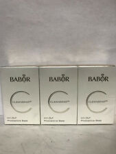 Babor Cleansing HY-OL & Phytoactive Base .31 oz x 2 sample size (Pack of 3 sets)