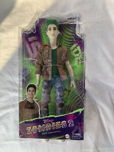Disney Zombies 2 Zed Necrodopolis Doll NIB! RARE! Distressed Box SEE PICS