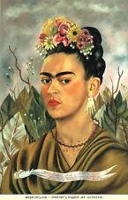 The Self Portrait Mexican Fine Art Giclee Canvas Print
