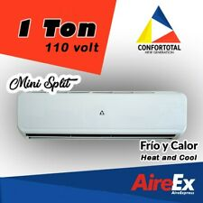 Confort Brand Mini Split Air conditioner Ductless Heat & Cool 12000 btu 110 volt