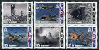 Alderney Military Aviation Stamps 2020 MNH WWII WW2 Battle of Britain 6v Set