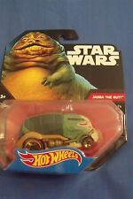 Toys Mattel NIB Hot Wheels Disney Star Wars Jabba the Hutt Die Cast Car