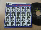 "DISQUE 45T DE THE BEATLES "" A HARD DAY'S NIGHT "" PRESSAGE ANGLAIS"
