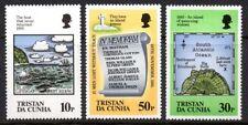 Elizabeth II (1952-Now) Ships, Boats Tristanian Stamps