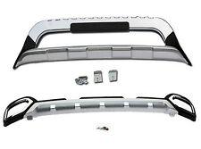 Front REAR Bumper Board Guard Skid Plate Bar Protector For SUBARU OUTBACK 15-17