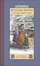 Candlewick Treasures: A Year and a Day by William Mayne (2000, Hardcover)