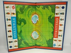 Replacement Game Board (Only) for Vintage 1961-1962 Stratego Milton Bradley
