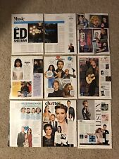 RARE Ed Sheeran Articles! Divide