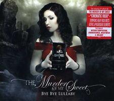 The Murder of My Sweet - Bye Bye Lullaby [New CD]