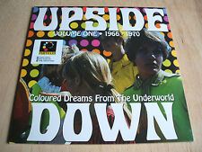Upside Down, Vol. 1 1966-1970 Coloured Dreams From the Underworld vinyl lp mint