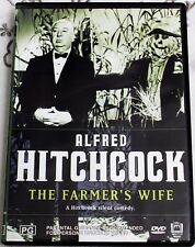 Alfred Hitchcock The Farmers Wife SILENT COMEDY 1928 B & W DVD 20s Movie Old