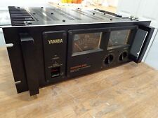 VINTAGE NICE POWER AMP YAMAHA P2200 480 W VERY GOOD CONDITION 110 220VOLT AS IS