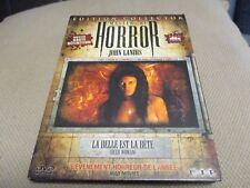 """DVD """"MASTERS OF HORROR - LA BELLE EST LA BETE"""" John LANDIS / horreur"""
