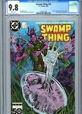 Swamp Thing #39 CGC 9.8 White Pages Alan Moore DC Comics 1985