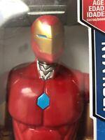 """Hasbro 2018 Marvel Iron Man 12"""" Avengers Infinity War Titan Hero Action Figure"""