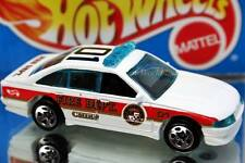 1997 Hot Wheels Fire Fighting Police Cruiser