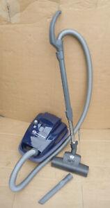 Sebo Vacuum Cleaner Airbelt K1 Komfort 2100W with Pipes & Turbo Brush Used