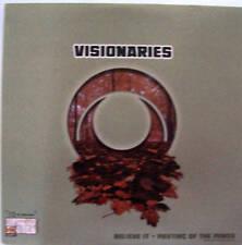 """VISIONARIES ~ Believe It ~ 12"""" Single PS"""