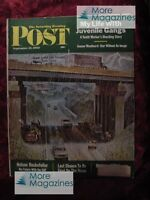 Saturday Evening POST September 15 1962 JOHN FALTER JOANNE WOODWARD