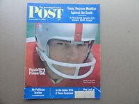 Saturday Evening Post Magazine September 8 1962 Complete