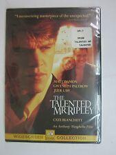 The Talented Mr. Ripley (Dvd, 2000, Checkpoint)- Matt Damon - Brand New Sealed