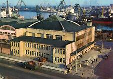 Carte POLOGNE POLSKA GDYNIA Port Dworzec Morski