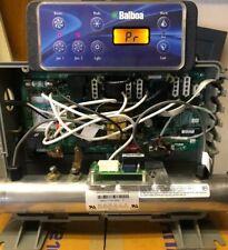 Balboa Control VS-510SZ 5.5KW Heater 54371-02 & VL701S Topside 54371HC3 54371