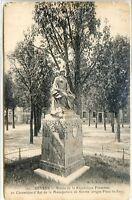 CP 92 Hauts-de-Seine - Sèvres - Statue de la République Française