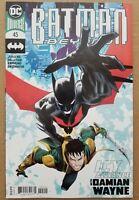 Batman Beyond #45 Comic - Dustin Nguyen Variant - DC Comics