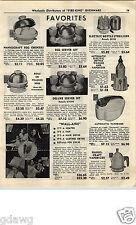 1952 PAPER AD Hankscraft Egg Cooker Server Set Silex Coffee Maker Deluxe