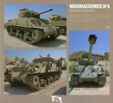 Verlinden Publications Warmachines N.4 Photo File Israeli M4 Sherman #555