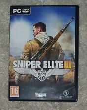 Sniper Elite 3 PC Afrika Game Shooting Army