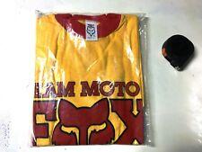 Team Moto-X FOX SUPERFOX Jersey vintage Yamaha Suzuki Mugen Mx VERY RARE gift!