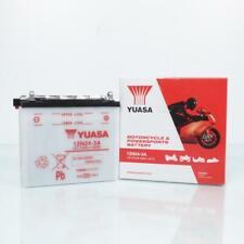 Batterie Yuasa Roller Guzzi Motorrad 200 Galletto 12N24-3A/12V 24Ah Neu