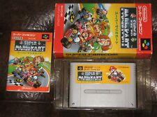 Super Mario Kart - Super Famicom Nintendo SFC SNES JP Japan Import SMK Cart