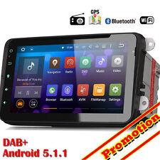 "8"" Android 5.1 Autoradio GPS DAB+ For VW Passat CC Golf Touran Jetta Seat 3025EU"