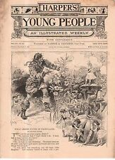 1886 What Jessie found in Fairy-Land- from Harper's Young People