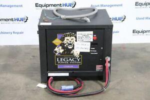 Douglas Legacy LG3823-965 48V Forklift Battery Charger, 965 A.H.