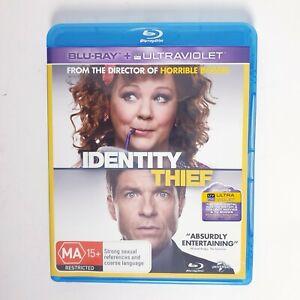 Identity Thief Movie Bluray Free Postage Blu-ray - Comedy