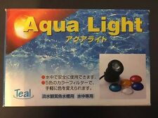 Mini Submersible Aqua Light Aquarium/Pond