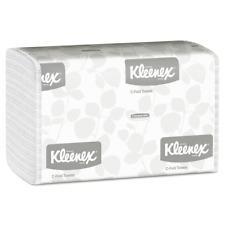 Paper Towels Kleenex Kitchen Restroom Toilet Tissue Wipes C Fold White 16 Pack